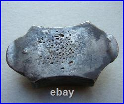 Yunnan Official Public Assayer Saddle Sycee (4th period) Extremely Rare